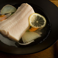 Simple Poached Cod  Recipe