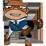 SMS Mail Monkey FREE icon