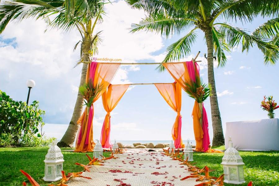 Radisson Blu Wedding In Fiji