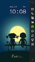 Screenshot of Moonlight Lover Live Locker