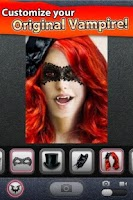 Screenshot of VampireBooth