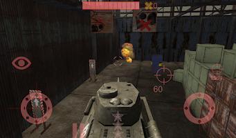 Screenshot of Tanks: Rebellion of Legends