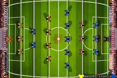 table-football-xl for android screenshot