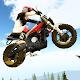 Trail Bike Extreme Stunt Rider