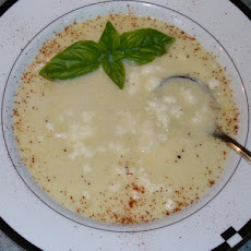 Sopa De Elote (Fresh Corn Soup)