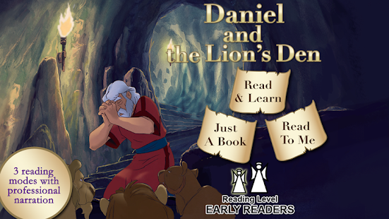 Daniel and the Lions' Den - screenshot