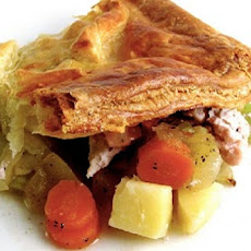 Apple Turkey Pot Pie