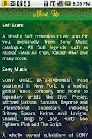 Screenshot of Sufi Stars