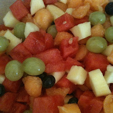 Chaqueta's Fruit Salad