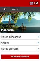 Screenshot of World Hotels