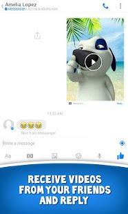 App Talking Tom for Messenger APK for Kindle