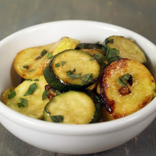 Pan-Grilled Summer Squash