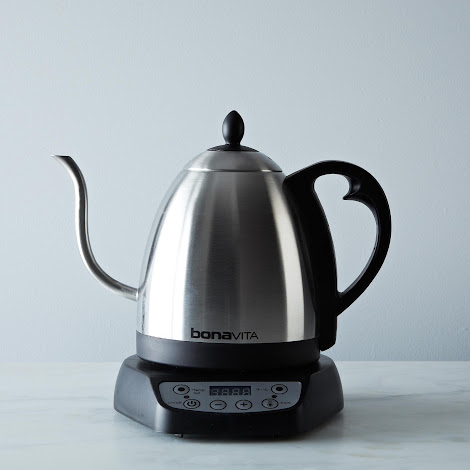 Bonavita Gooseneck Electric Variable Temperature Kettle