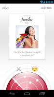 Screenshot of PingMe Messenger