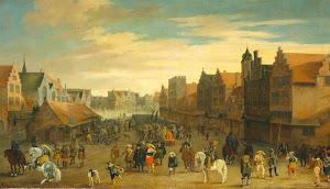 RIJKS: Pauwels van Hillegaert: painting 1627