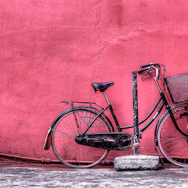 LockUp by IamPercy . - Transportation Bicycles