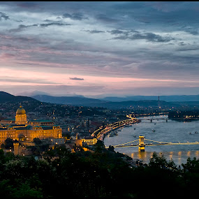 Budapest by Petar Tudja - City,  Street & Park  Vistas ( hungary, budapest,  )