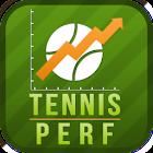 Tennis perf icon