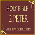 HOLY BIBLE; 2 PETER STUDY APP icon