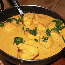 My New Chicken Korma