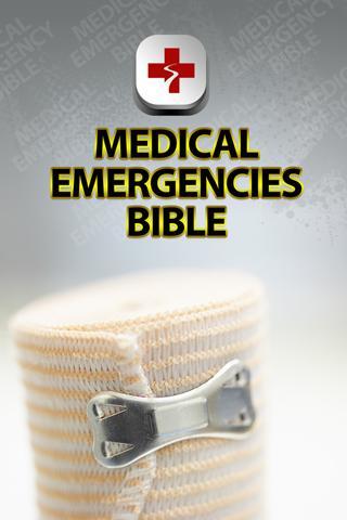 Medical Emergencies Bible
