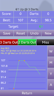 Darts Partner - screenshot