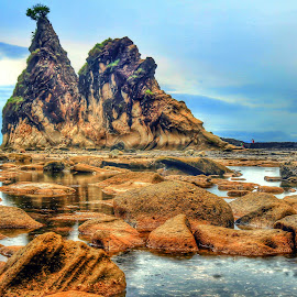 Tanjung Layar #001 by Bonny Santoso - Landscapes Caves & Formations