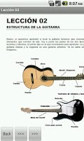 Screenshot of Curso de Guitarra Gratis