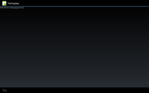 Test Upgrade App