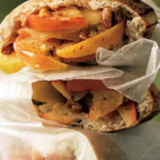 Apple Pie in a Pita