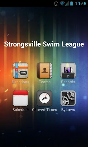 Strongsville Swim League SSL