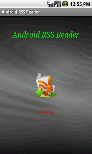 RSS Reader for Android