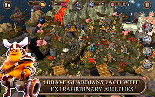 Screenshot of Brave Guardians