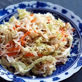 asian slaw with ponzu dressing steamy kitchen recipes asian slaw ...