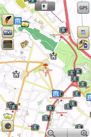 City Guide Kiev