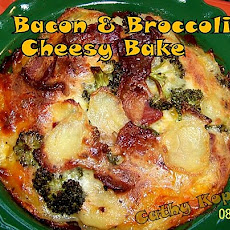 Bacon & Broccoli Cheesy Bake