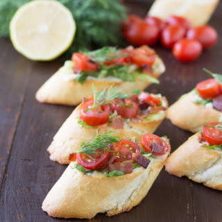 Bruschetta With Mayonnaise Recipes