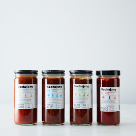 Gochujang (Korean Hot Sauce) Collection