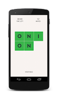 Screenshot of LettersPlay: A Word Puzzle