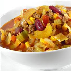 Diann's Chili Vegetable Soup