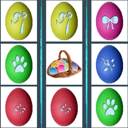 A8 Easter Eggs Slot Machine LOGO-APP點子