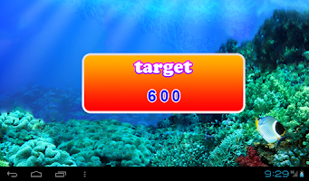 Screenshot of Crazy Finger Fishing
