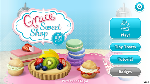 Graces Sweet Shop - screenshot