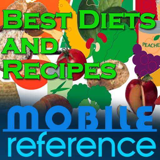 Best Diets, Plans and Recipes 書籍 App LOGO-APP試玩