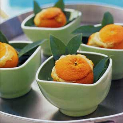 Roasted Orange Cakes