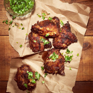 Coca-Cola-Brined Fried Chicken