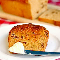 Newfoundland Molasses Raisin Bread