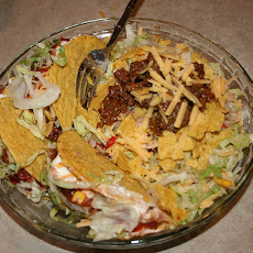 Family Favorite Taco Salad