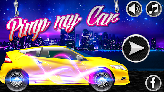 Tuning games: Pimp my car - screenshot