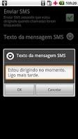 Screenshot of Maos no volante